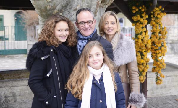 Nicolas Leuba - Famille